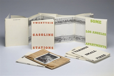 A Group of Eight Artist's Book