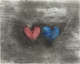 Untitled (Two Hearts)