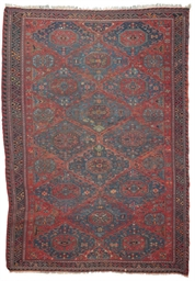 A large Soumac carpet