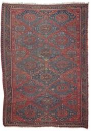 A large Soumac carpet