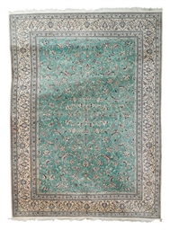 A very fine Nain carpet