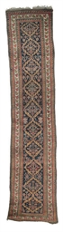 An antique Shahsavan runner