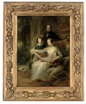Study for a family portrait