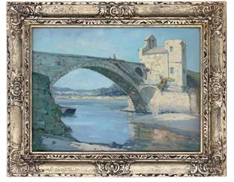 Pont St-Bénezet, Avignon