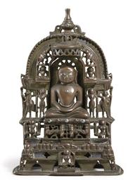 A Bronze Altarpiece with Jina
