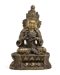 A Rare Zitan Wood Figure of a