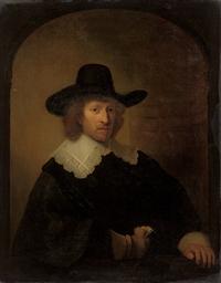 Portrait of Nicolaas van Bambe
