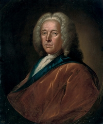 Portrait of the Hon. James Ers