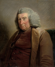 Portrait of Alexander Keith of