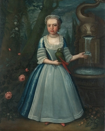 Portrait of Elizabeth Kettle (