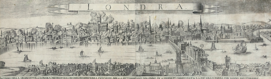 The Great Fire of London - Inc