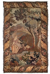 A CONTINENTAL TAPESTRY