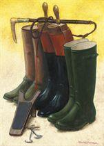 Boot threesome