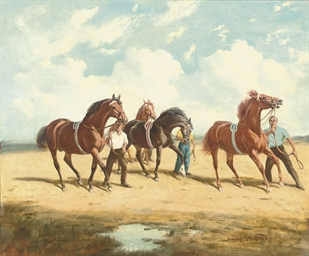 Taming stallions