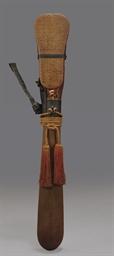 A rattan arrow quiver (utsubo)
