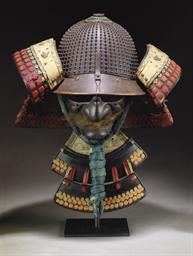 A fifty-two-plate zaboshi kabu