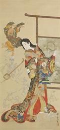 Hell Courtesan (Jigoku dayu)