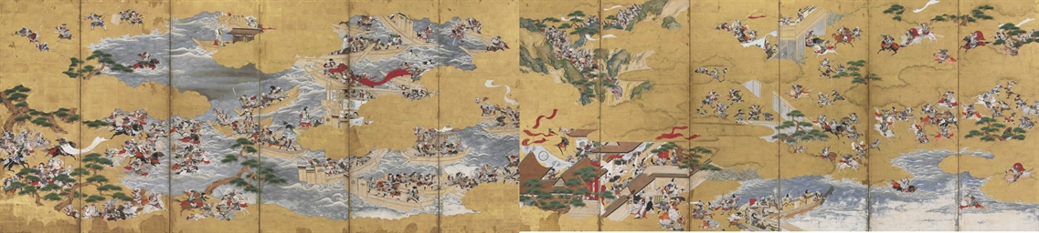 The Battles of Ichinotani and