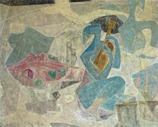 Cantor, 1956