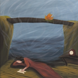 Dream of a burning bridge, 198