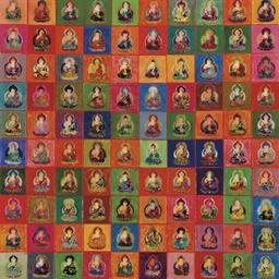 Happy Buddha H 10 H, 2006