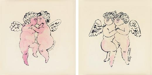 (i) Cupids (ii) Cupids