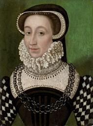 Portrait de Catherine de Médic