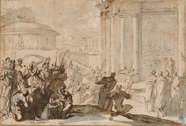 La punition d'Adoni-Besec