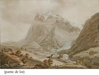 La Vallée de Lauterbrounnen av