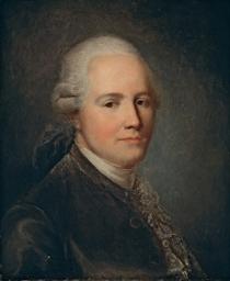 Portrait d'homme en buste