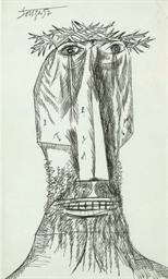 Untitled (Christ Figure)