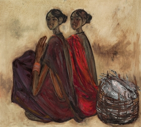 Untitled (Fisher Women)