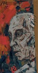 Untitled (Portrait of Jawaharl