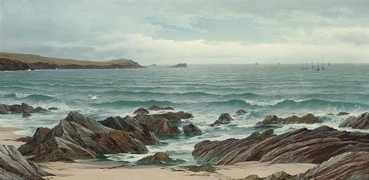 Fistral Bay, Cornwall