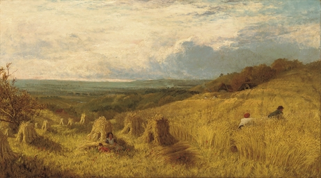 Gathering the harvest