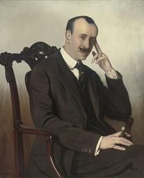 Portrait of Joseph Nissim Levy