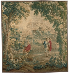 A PASTORAL TAPESTRY