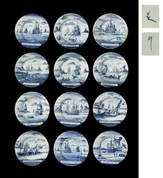A composite series of twelve D