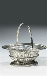 A Dutch silver bonbonniere