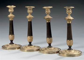 A SET OF FOUR LOUIS PHILIPPE B