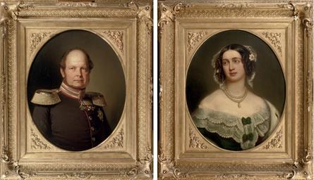 Portrait of King Friedrich Wil