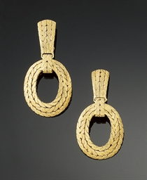 A Pair of Earrings, by Buccell