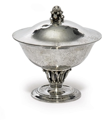 GEORG JENSEN (1866-1935) FOR G