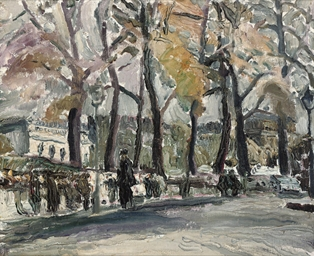 The Boulevard, Paris