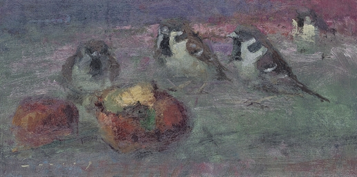 Sparrows and Apples