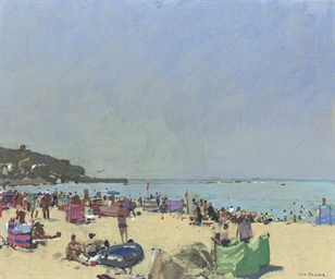 Sennen, High Summer