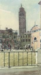 Campo Sant Angelo, Venice