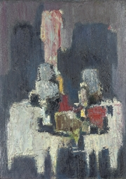 Still Life on Table