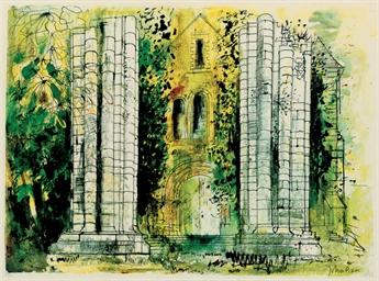 St Raphael, Dordogne (Levinson