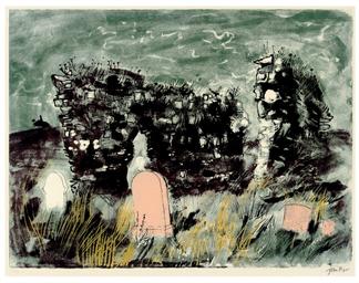 Ruined Chapel, Isle of Mull (L
